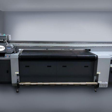 CET flatbed printer at Printing Unlimited print shop