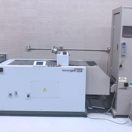 Horizon Collator VAC-100-Stitcher at Printing Unlimited print shop